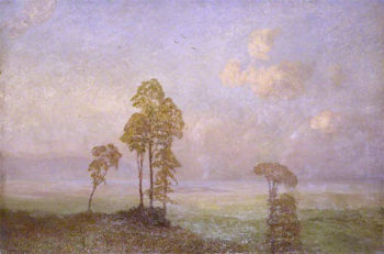 Landscape | Cuthbert Cartwright Grundy | oil painting