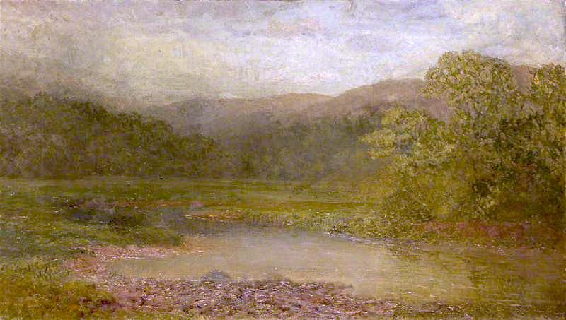 Undisturbed | Cuthbert Cartwright Grundy | oil painting