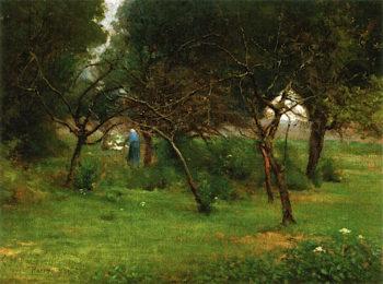 Old Ground | Charles Harold Davis | oil painting