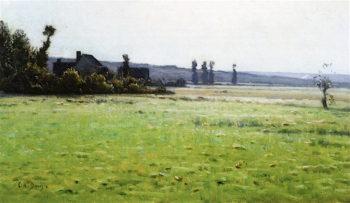 Melting Frost | Charles Harold Davis | oil painting
