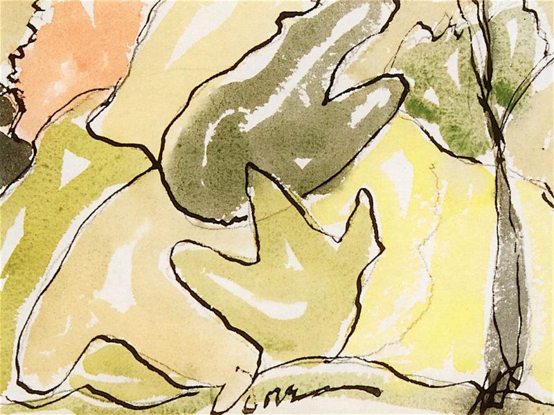 Landscape | Arthur Dove | oil painting