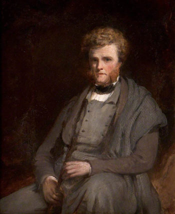 Hugh Miller | William Bonnar | oil painting