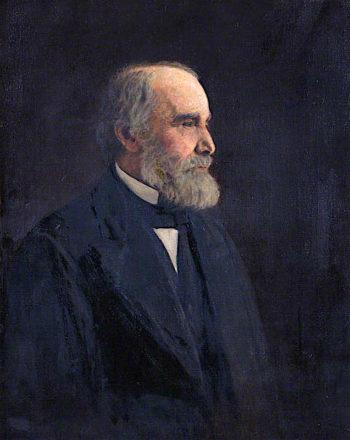 William Boswell Sandeman | William Grant Stevenson | oil painting
