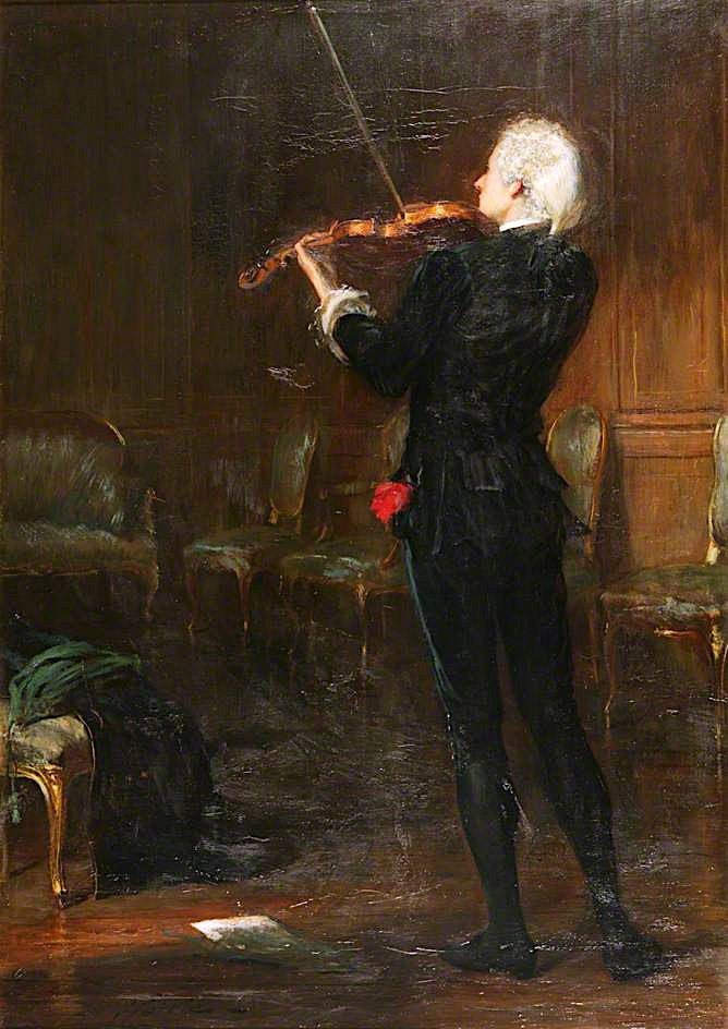A Song without Words | John Pettie