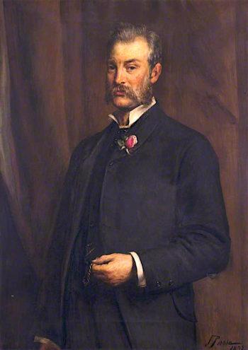 David Alexander McCorquodale