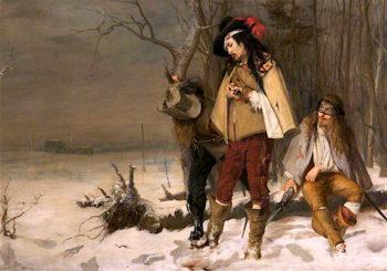 Distressed Cavaliers Turned Highwaymen | John Pettie