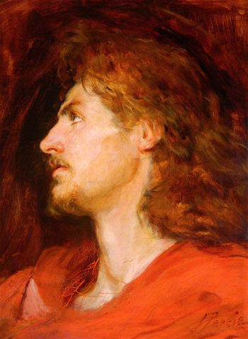 Head of St John | John Pettie