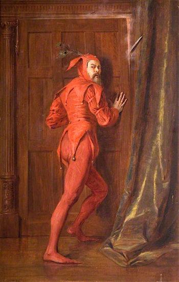 Mephistopheles | John Pettie