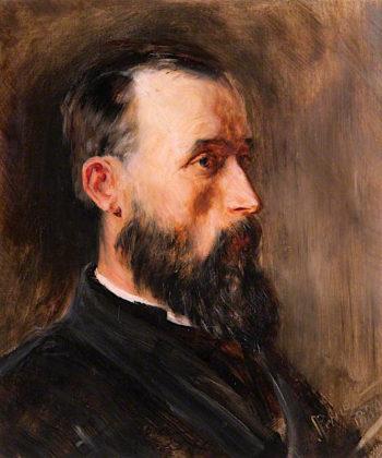 Reverend Dr Malcolm McLean | John Pettie