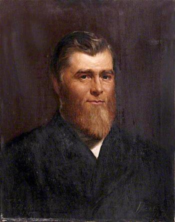 Reverend Monro Wilson | John Pettie