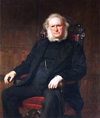 Reverend Peter Lorimer