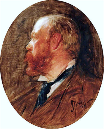 Self Portrait | John Pettie