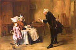 The Doctors Visit | John Pettie