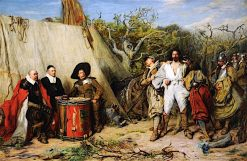 The Drumhead Court Martial | John Pettie