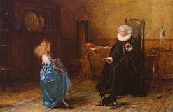 The First Step | John Pettie