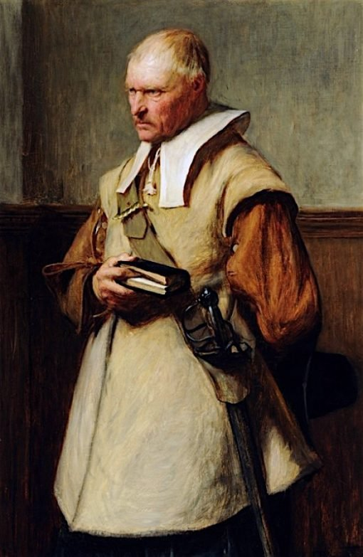 The Puritan | John Pettie