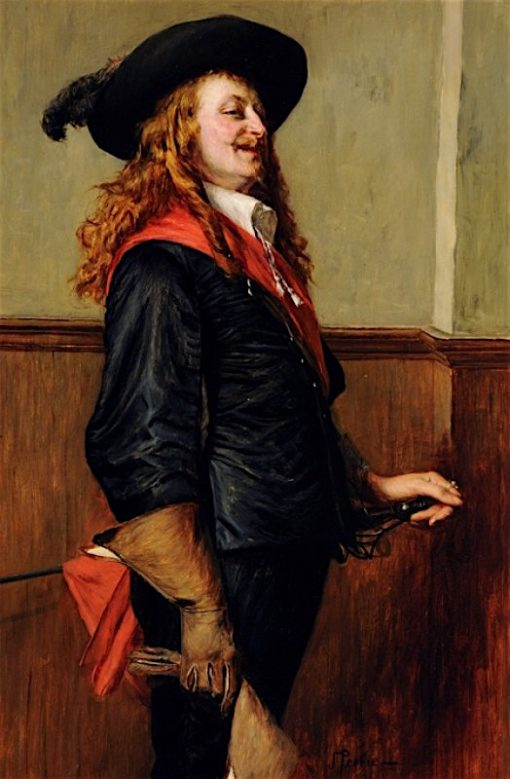 The Royalist | John Pettie