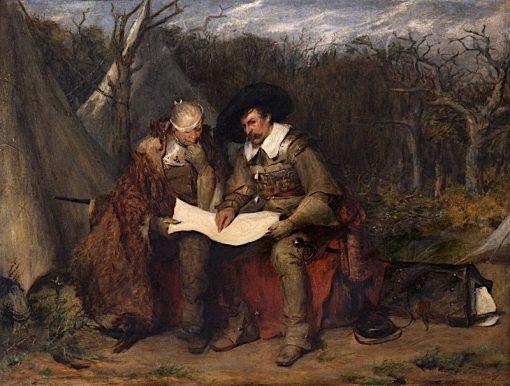 The Strategists | John Pettie