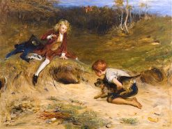 The Young Laird | John Pettie