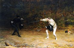 To the Death | John Pettie