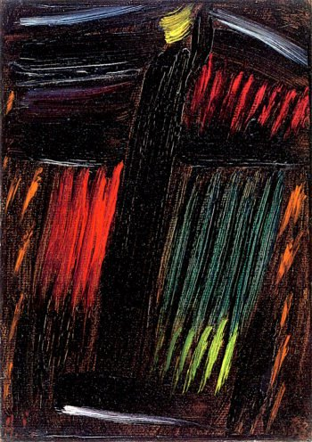 Meditation III No. 14 | Alexei von Jawlensky | oil painting