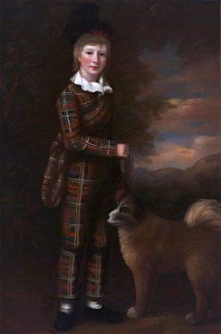 Archibald Thomas Frederick Fraser of Abertarff | John Thomson | oil painting