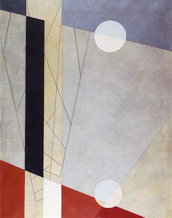 Z VI | Laszlo Moholy-Nagy | oil painting