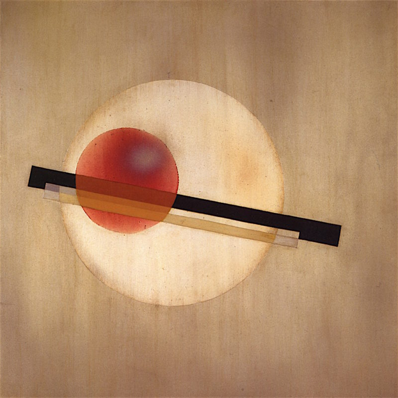 AL 3   Laszlo Moholy-Nagy   oil painting