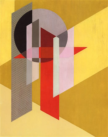 Z VII | Laszlo Moholy-Nagy | oil painting