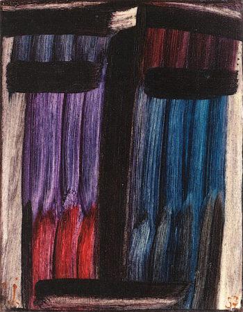 Large Meditation | Alexei von Jawlensky | oil painting
