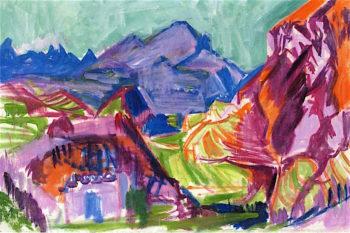 Ticino Landscape - Mendrisiotto