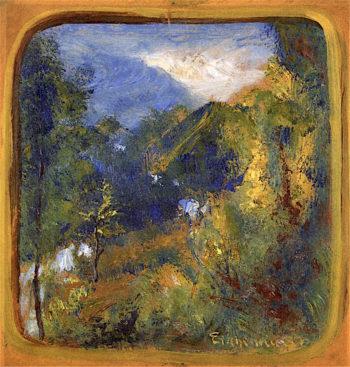 Mountain Landscape | Louis M. Eilshemius | oil painting
