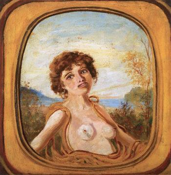 Nymphs | Louis M. Eilshemius | oil painting