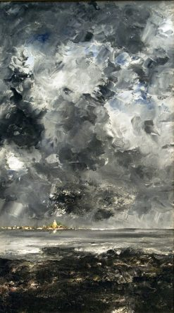 The Town 1903 | Auguste Strindberg