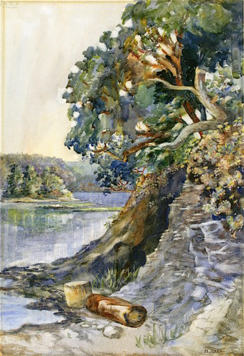 Arbutus Tree | Emily Carr | oil painting