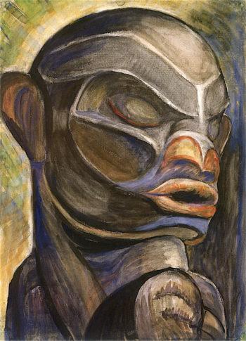 Zunoqua | Emily Carr | oil painting