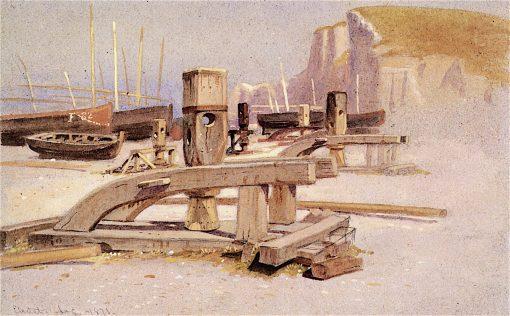 tretat | Samuel Colman | oil painting