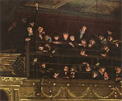 Notes Ambrosianae | Walter Richard Sickert | oil painting