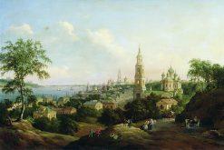 Kostroma   Nikanor Chernetsov   oil painting