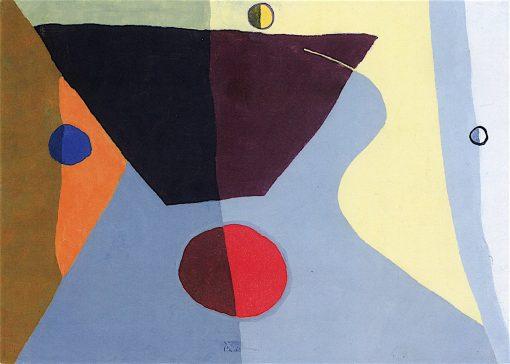 R 25 - A | Arthur Dove | oil painting