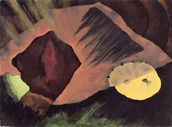 No Feather Pillow | Arthur Dove | oil painting