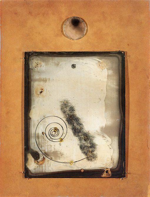Portrait of Alfred Stieglitz | Arthur Dove | oil painting