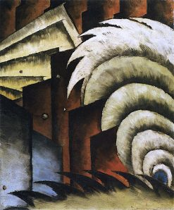 Chinese Music | Arthur Dove | oil painting