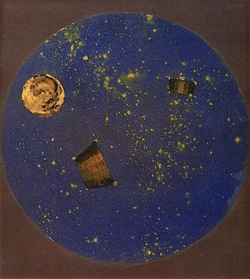 Starry Heavens | Arthur Dove | oil painting