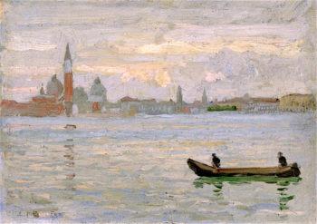 Venice | Emanuel Phillips Fox | oil painting