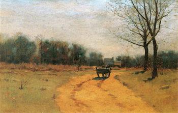 Spring Light | Charles Warren Eaton | oil painting