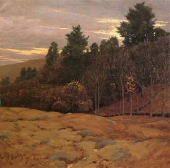 Waning Day | Ben Foster | oil painting