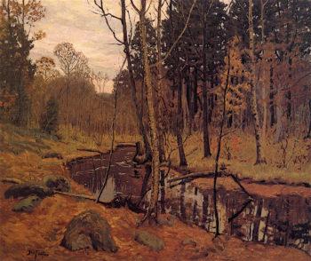 Silent Creek | Ben Foster | oil painting