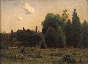 Summer Days | Charles Harry Eaton | oil painting