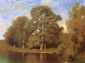 Summer Wind | Charles Harry Eaton | oil painting